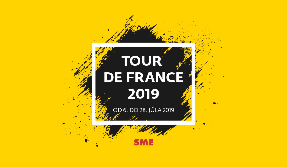 3d524709cbeec Tour de France 2019 - Všetko o TdF - Šport SME