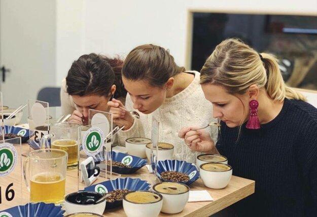 Cupping brazílskych káv od Brazilian Coffee Company a hľadanie nových chutí