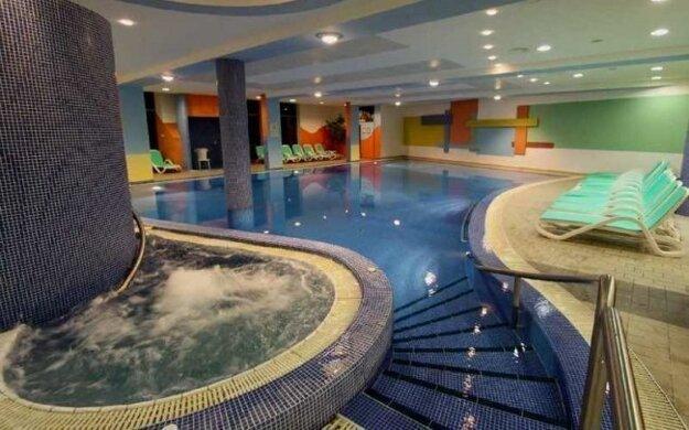 Hotel Répce v kúpeľoch Bükfürdő