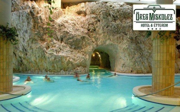 Jaskynné kúpele v Miskolci