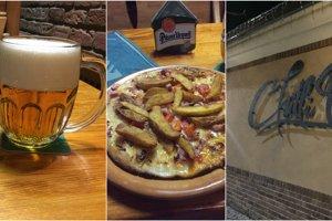 Chilli Nové Zámky: Široký výber pizze a dobrá Plznička k tomu