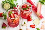 Letným šlágrom sú domáce ovocné limonády
