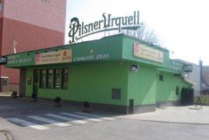 Pilsner Urquell Pub Trnava: V zelenom dome v Trnave si pochutnáte na výbornom pive