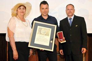 Branislav Križan získala ocenenie Grand Prix