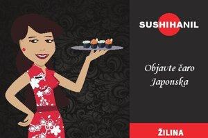 Objavte čaro okamžiku pri japonskom čaji v SUSHIHANIL