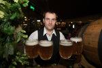 Pivo je najlepšie čerstvé, nefiltrované a z rúk sládka. Ako minulý piatok v Kolkovni