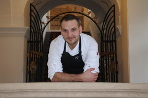 Aké je to byť šéfkuchárom v Hoteli Gino Park Palace?
