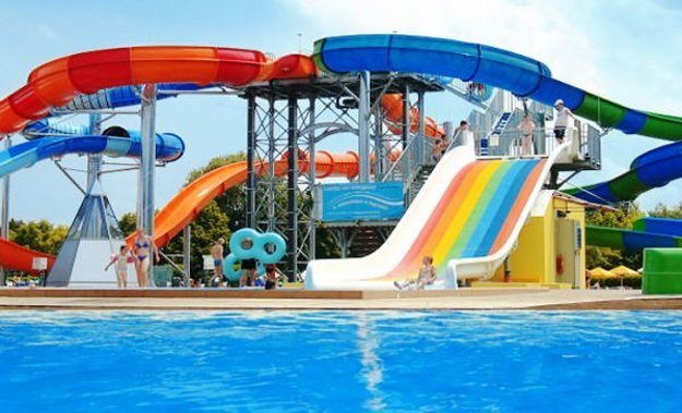 Aquapark Vadaš v Štúrove