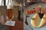 Kursalon Trenčianske Teplice: Výborné jedlo, krásne prostredie a chutné pivo