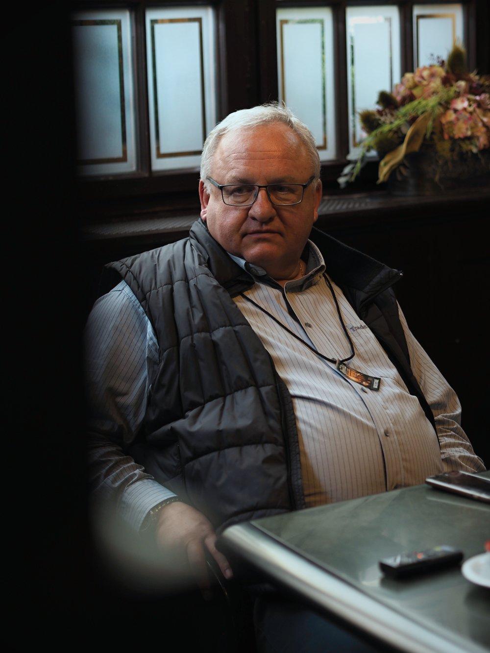 Václav Berka, obchodný sládok pivovaru Pilsner Urquell