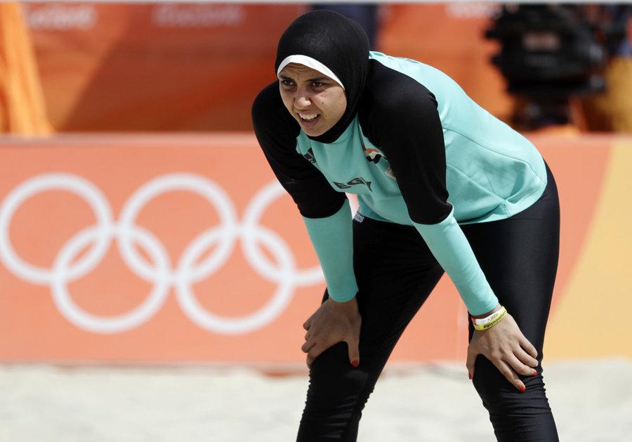 Doaa Elghobashyová.