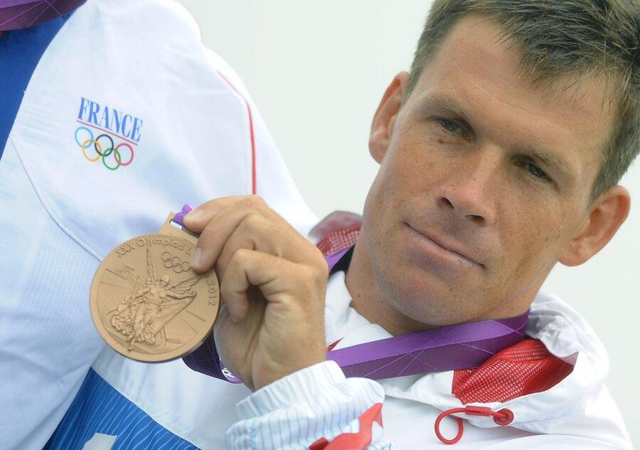 Michal Martikán.