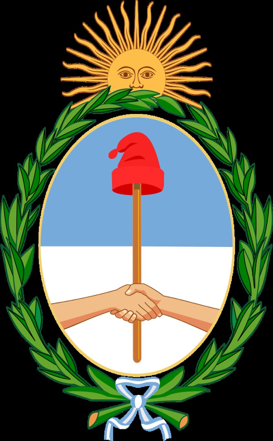 Argentína.