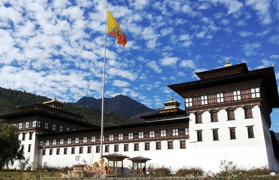Thimphu ako najväčšie mesto v krajine sa stalo hlavným mestom kráľovstva Bhután v roku 1961.