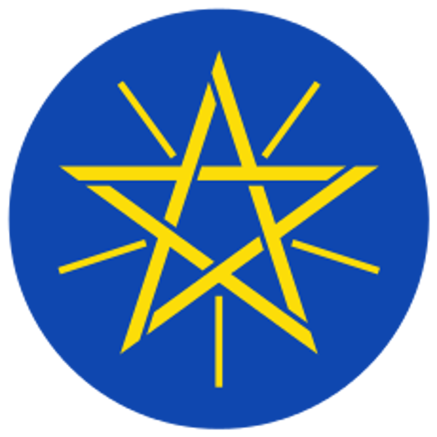 Etiópia.