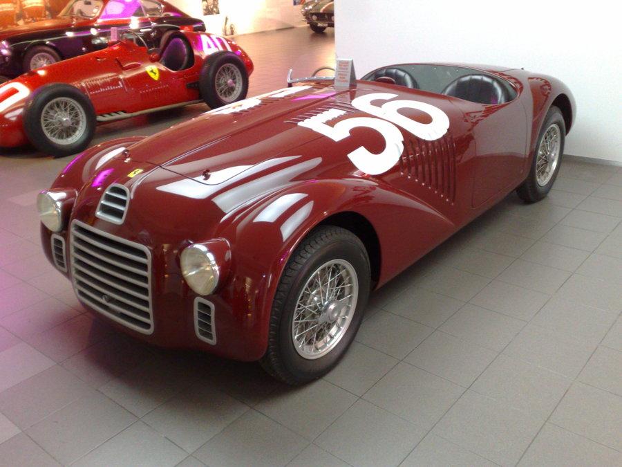 Ferrari 125 S.