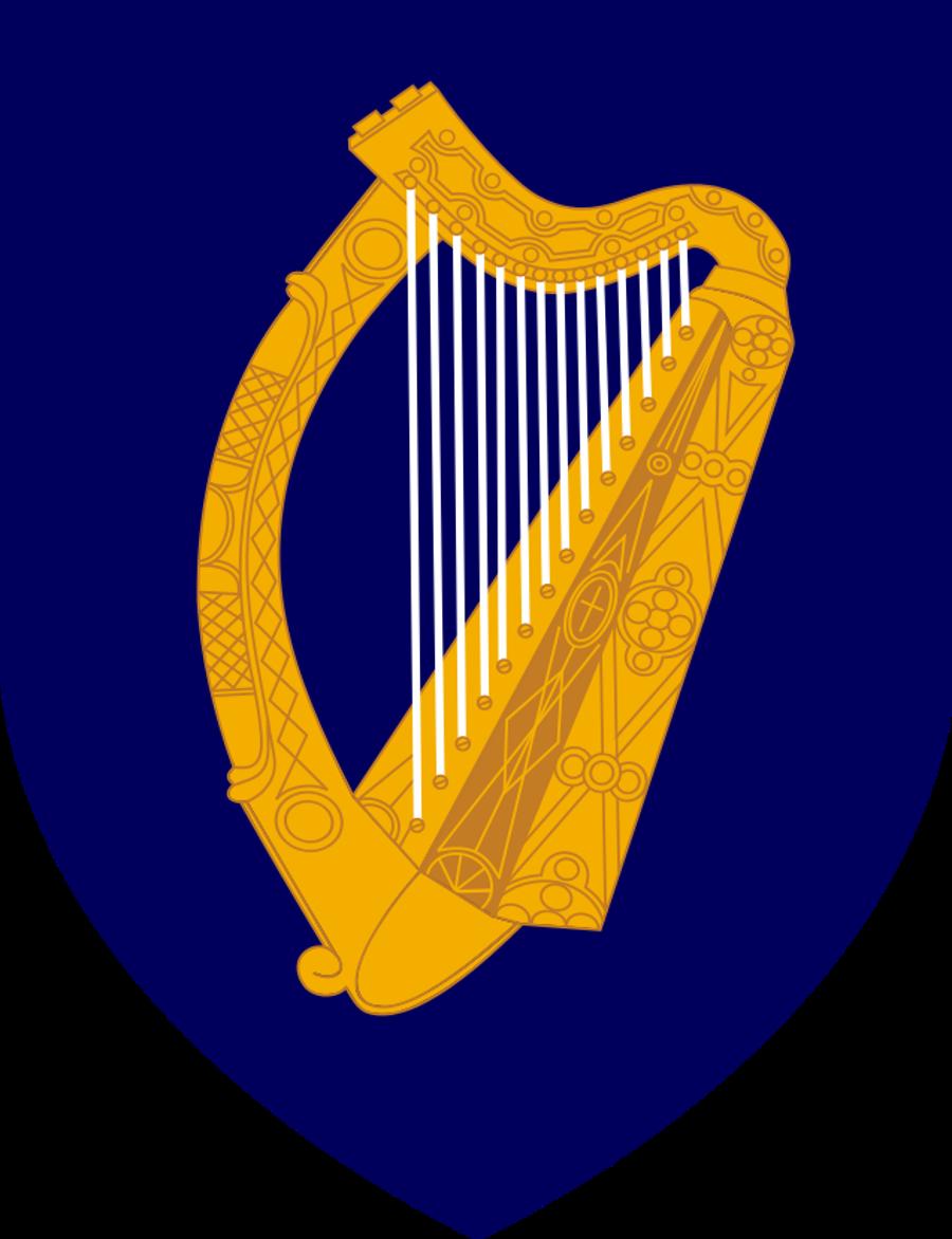 Írsko.