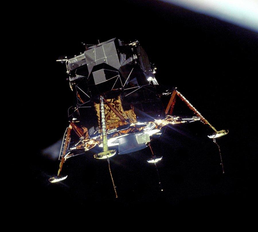 Lunárny modul Apollo 11