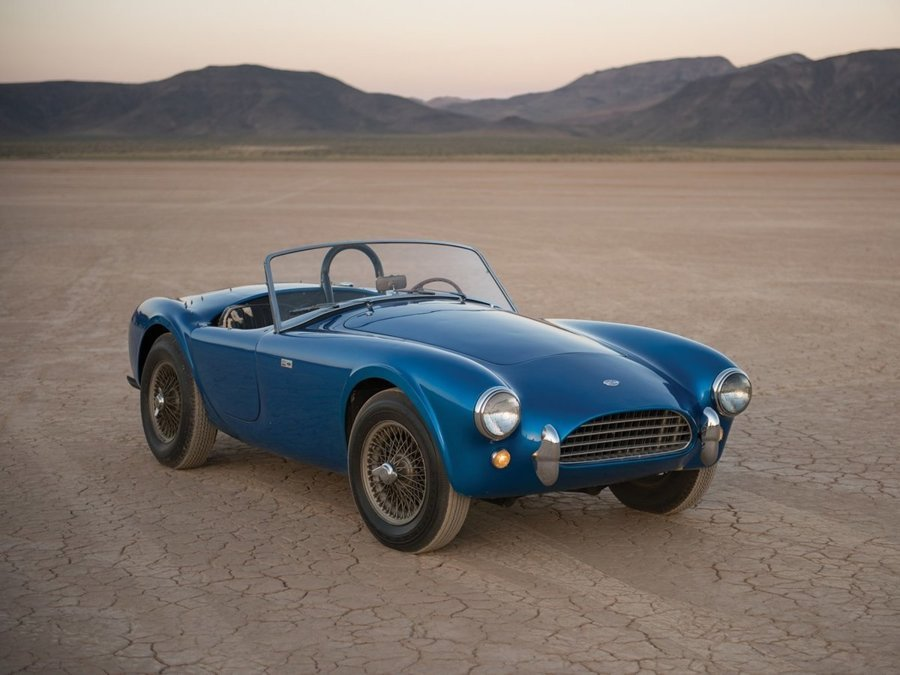 Shelby Cobra z roku 1962
