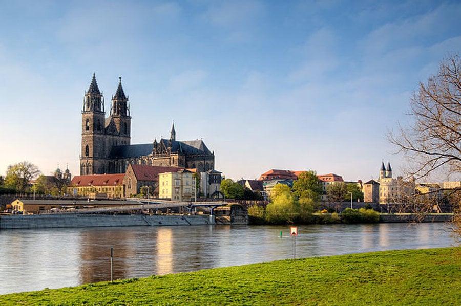 Magdeburg.