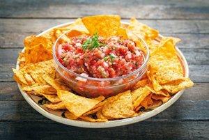 Paradajková salsa