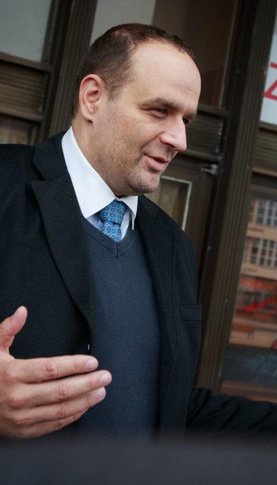 Pavol Frešo, predseda BSK