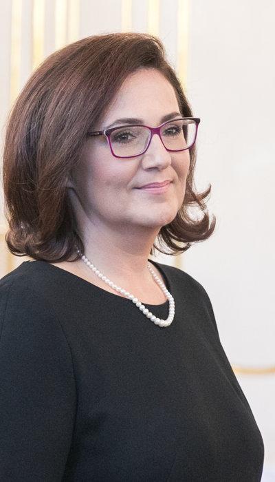 Martina Lubyová, ministerka školstva