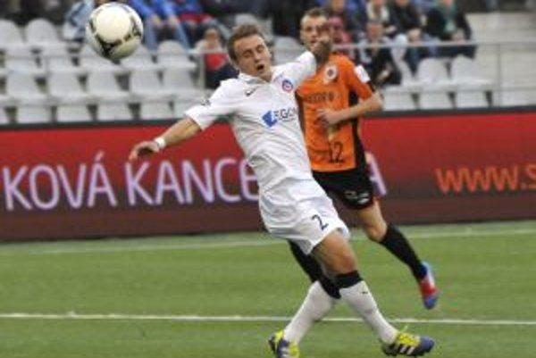 Trenčania sa cez obranu Ružomberka gólovo nepresadili ani raz.