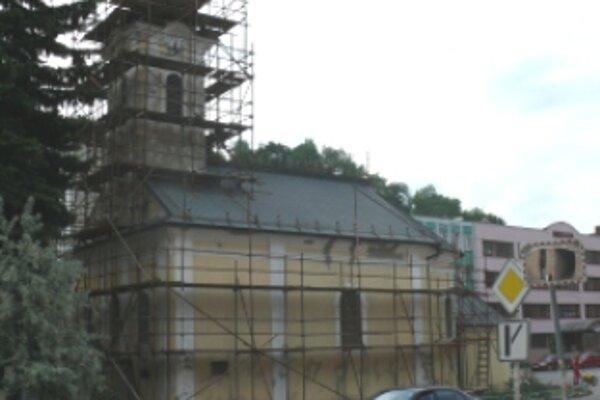 Rekonštrukčné práce by mali dokončiť v júni