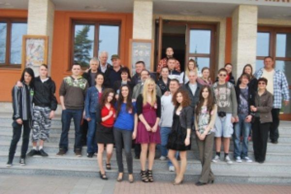 Na festivale účinkovali ochotníci zo Slovenska a Srbska.