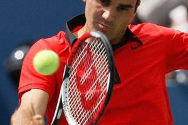 Roger Federer útočí na US Open na šiesty titul v sérii. V 2. kole sa stretne s Nemcom Greulom (65. v ATP).