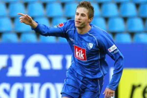 Stanislav Šesták v drese Bochumu.