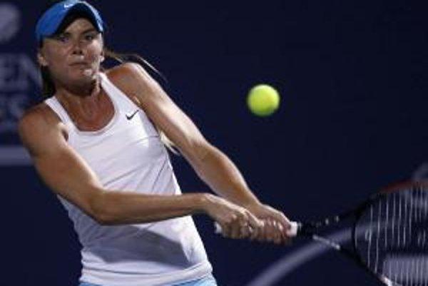 Daniela Hantuchová nestačila na US Open na Serenu Williamsovú.