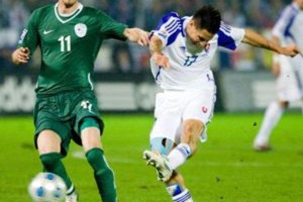 Slováci v boji o svetový šamionát doma neuspeli. Vysoká šanca ale stále je.