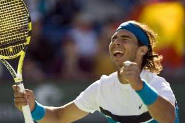 Rafael Nadal nedal šancu Britovi Murrayovi.