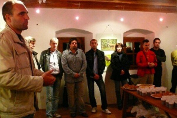 Výstava v Katovom dome potrvá do konca novembra.