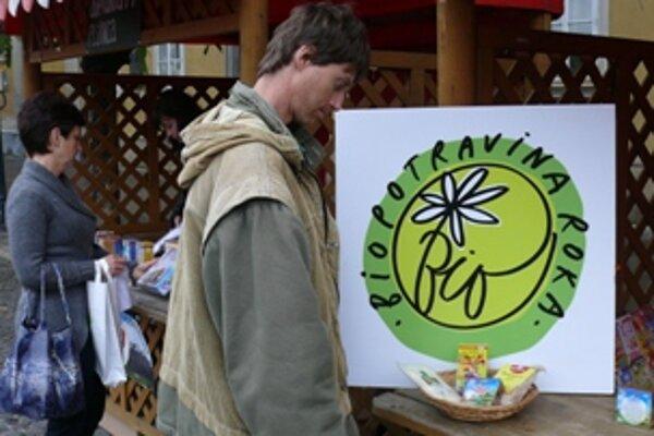 O titul Biopotravina roka 2011 súťažili štyri nominované potraviny.