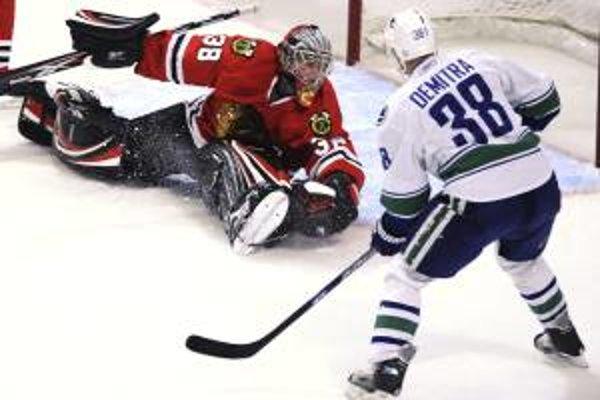Pavla Demitra teší návrat Matsa Sundina do NHL.