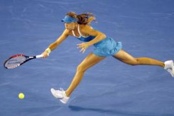 Daniela Hantuchová si poradila v prvom kole Australian Open s domácou Casey Dellacquovou.