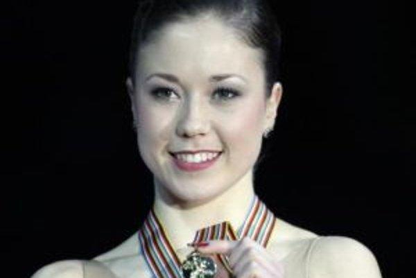 Fínka Laura Lepistövá so zlatou medailou.