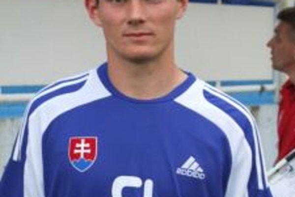Juraj Vavrík vsietil prvý gól Slovenska 21 v novom kvalifikačnom cykle.