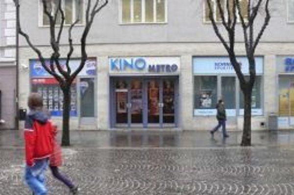 Artkino Metro v Trenčíne premieta hlavne náročnejšie klubové filmy.