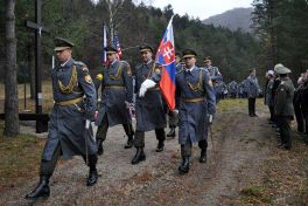 Deň veteránov v Trenčianskych Tepliciach.