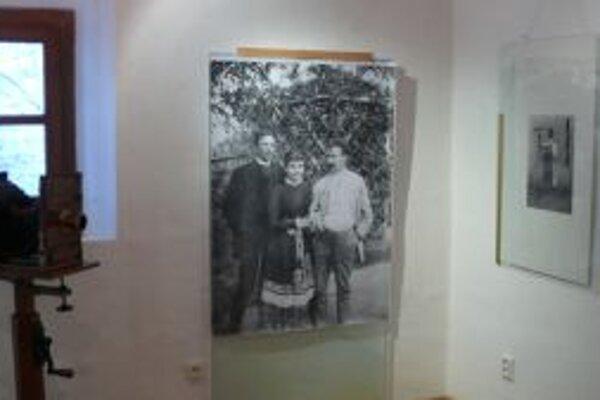 Výstava v Katovom dome potrvá do začiatku novembra.