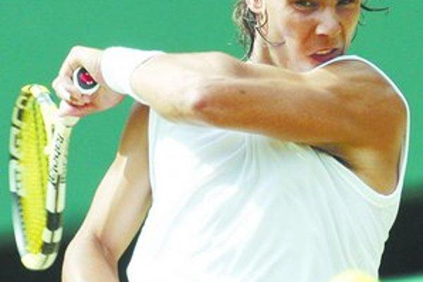 Rafael Nadal vyhral prvý raz v kariére Wimbledon.