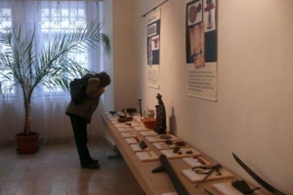 Putovná výstava v Trenčíne zostane do 15.marca.
