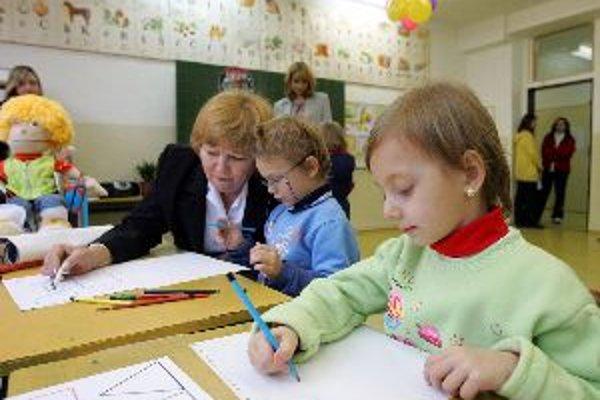 Prvákov by mohlo tento rok pribudnúť na viacerých základných školách.