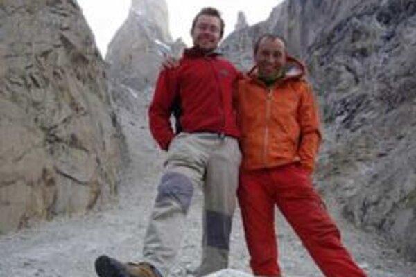 Hosťom festivalu HoryZonty tento rok bude aj Andrej Grmovšek (vľavo), slovinský lezec.