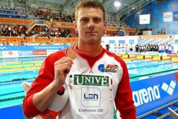 Ľuboš Križko je najúspešnejší slovenský plavec.