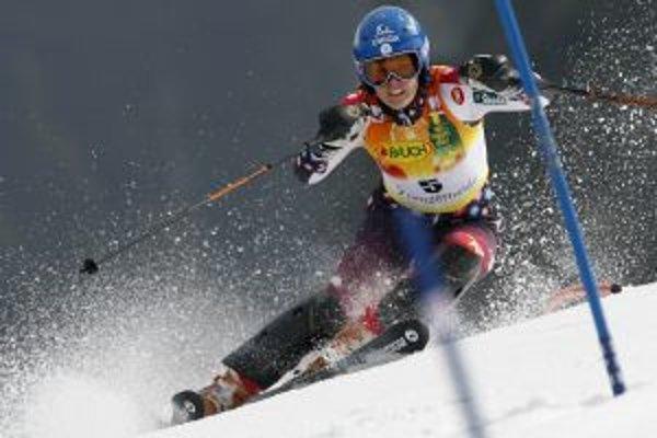 Veronika Zuzulová je v rakúskom Söldene v úvodných pretekoch novej sezóny Svetového pohára alpských lyžiarok v 2. kole.